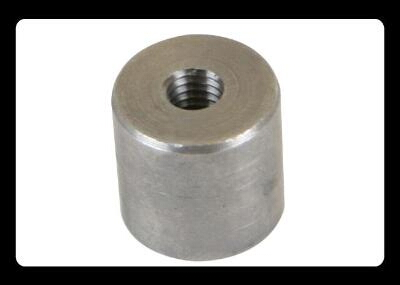 【GOODS】焊接型加高螺帽 M8 (10個一組) - 「Webike-摩托百貨」