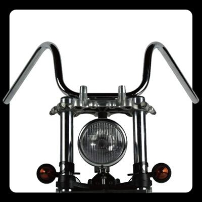 【GOODS】JP Chopper 把手 7/8吋 - 「Webike-摩托百貨」