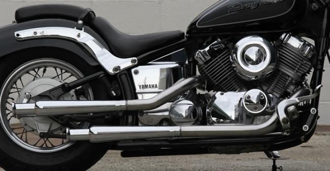 【GOODS】Triumph 全段排氣管 - 「Webike-摩托百貨」
