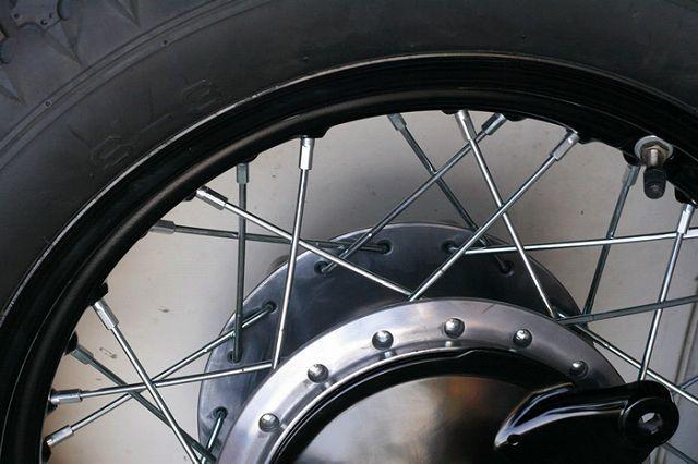 【GOODS】16吋輪框鋼絲  - 「Webike-摩托百貨」