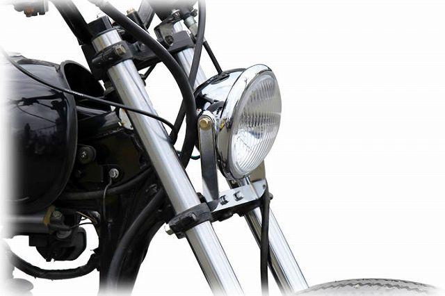 【GOODS】Bates Type 頭燈支架 (側邊安裝型) - 「Webike-摩托百貨」