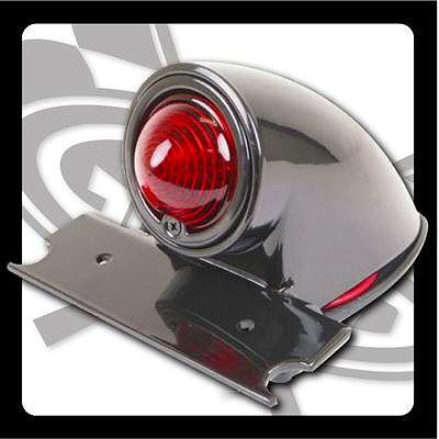 【GOODS】Early Suparto 尾燈 (黑色) - 「Webike-摩托百貨」