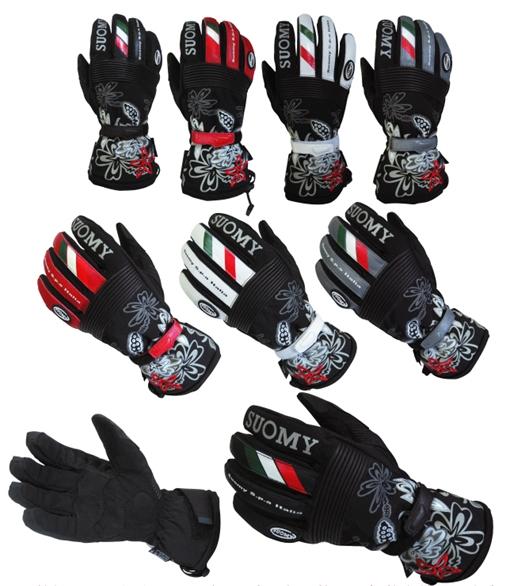【SUOMY】SGW401 Fiore冬季手套 - 「Webike-摩托百貨」