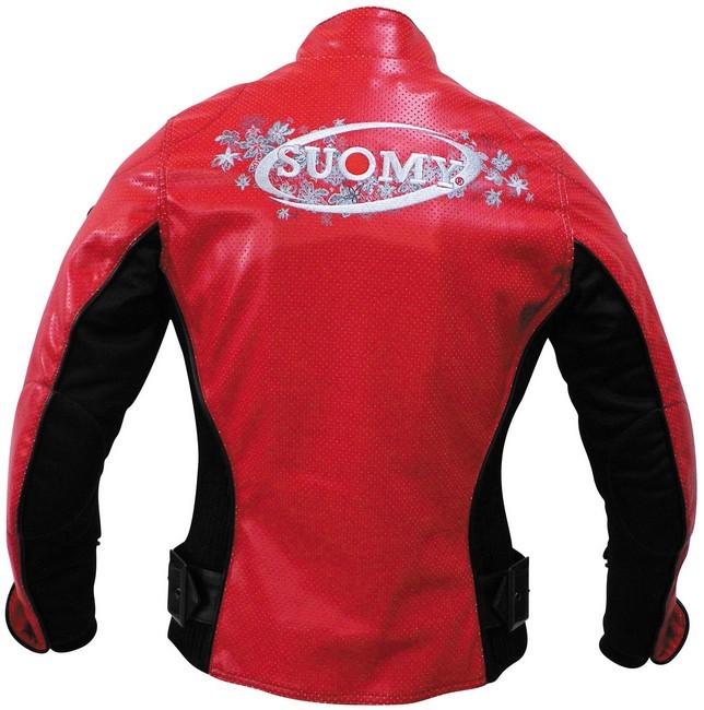 【SUOMY】Canaletto 合成皮革夾克 - 「Webike-摩托百貨」