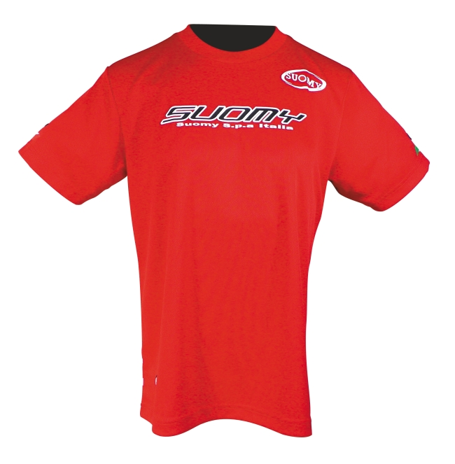 【SUOMY】Cool Tex 短袖T恤4 - 「Webike-摩托百貨」