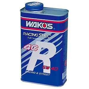 WAKOS ワコーズ4CR-60 フォーシーアール【10W-60】【4L】【4サイクルオイル】