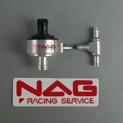 【NAG racing service】曲軸箱壓力控制器 - 「Webike-摩托百貨」