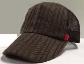 【Rosso StyleLab】棉質網帽 - 「Webike-摩托百貨」