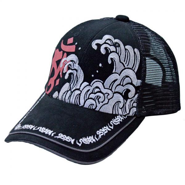 【貳黑堂】網帽 「波」 - 「Webike-摩托百貨」