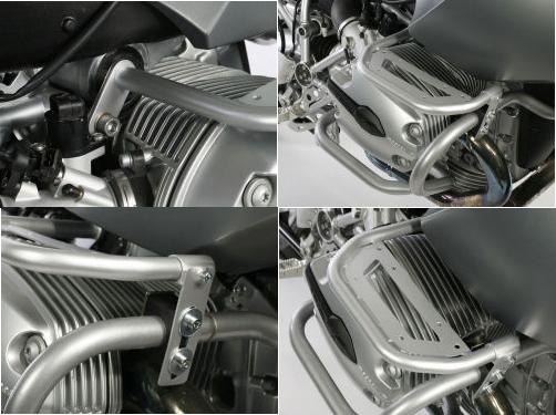 【HEPCO&BECKER】引擎保桿 右側 - 「Webike-摩托百貨」