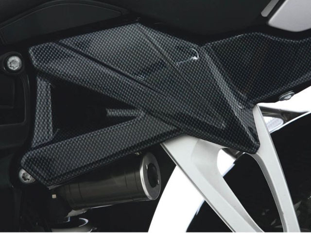 【Wunderlich】Speed Cover 側蓋組 仿碳纖維印刷 - 「Webike-摩托百貨」