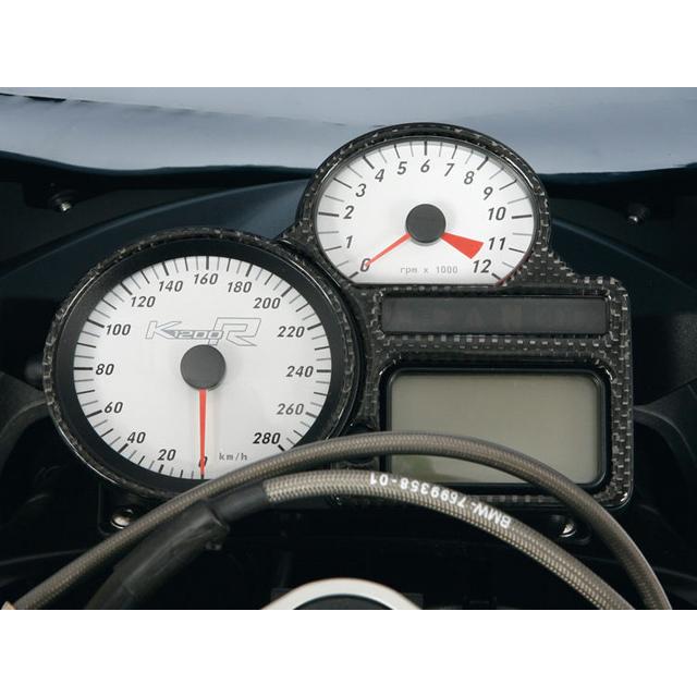 【Wunderlich】儀錶飾板蓋 (仿碳纖維印刷) - 「Webike-摩托百貨」