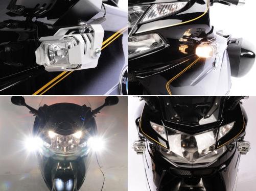 【Wunderlich】Micro Floote R 輔助燈組 - 「Webike-摩托百貨」