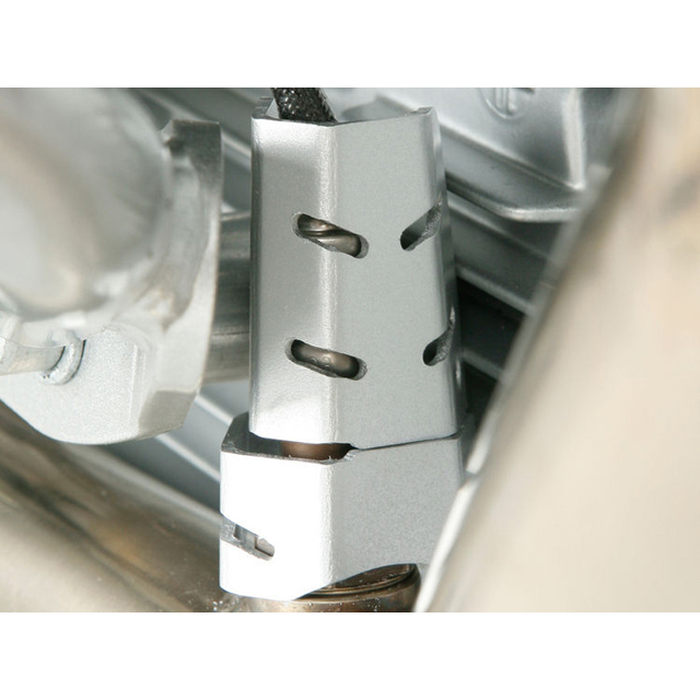 【Wunderlich】O2含氧感應器護蓋 - 「Webike-摩托百貨」
