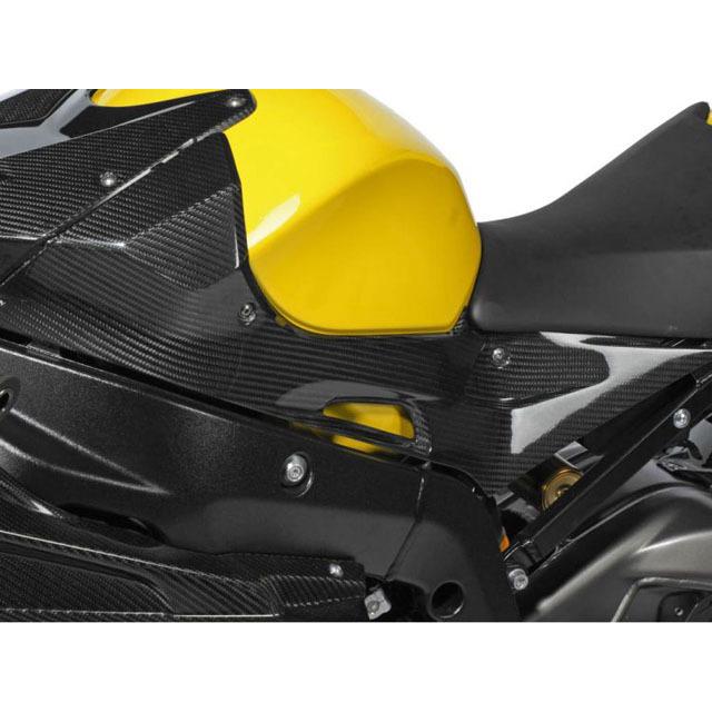 【Wunderlich】碳纖維油箱側蓋 - 「Webike-摩托百貨」
