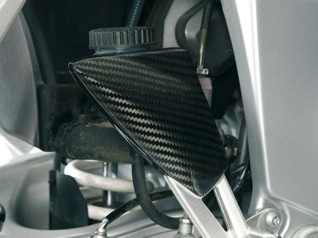 【Wunderlich】碳纖維腳跟保護板 - 「Webike-摩托百貨」