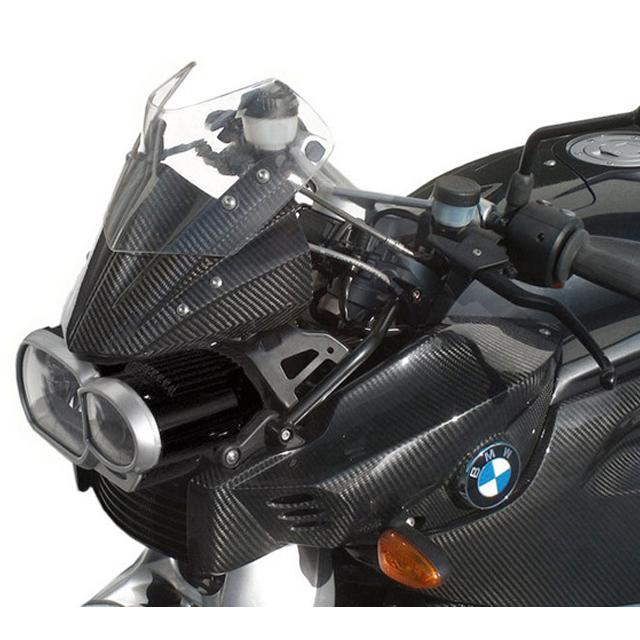 【Wunderlich】碳纖維頭燈整流罩 - 「Webike-摩托百貨」