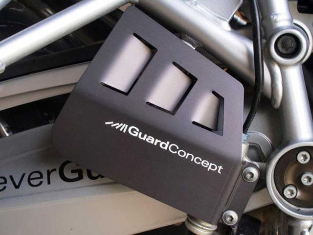 【Wunderlich】車架護蓋 Guard Concept - 「Webike-摩托百貨」