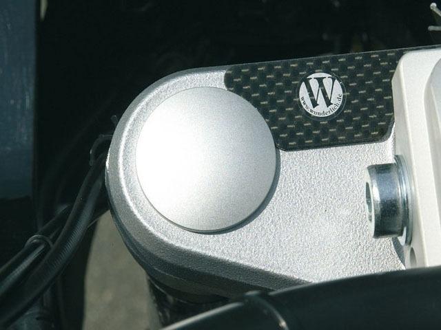 【Wunderlich】前叉上蓋 - 「Webike-摩托百貨」