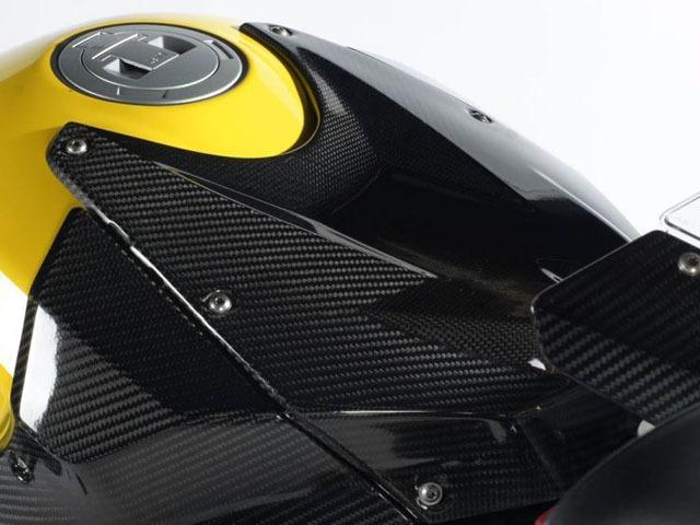 【Wunderlich】碳纖維油箱上蓋 - 「Webike-摩托百貨」