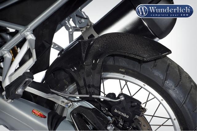 【Wunderlich】碳纖維內後土除 - 「Webike-摩托百貨」