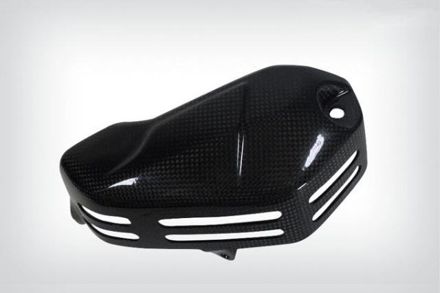 【Wunderlich】碳纖維汽缸頭外蓋 - 「Webike-摩托百貨」