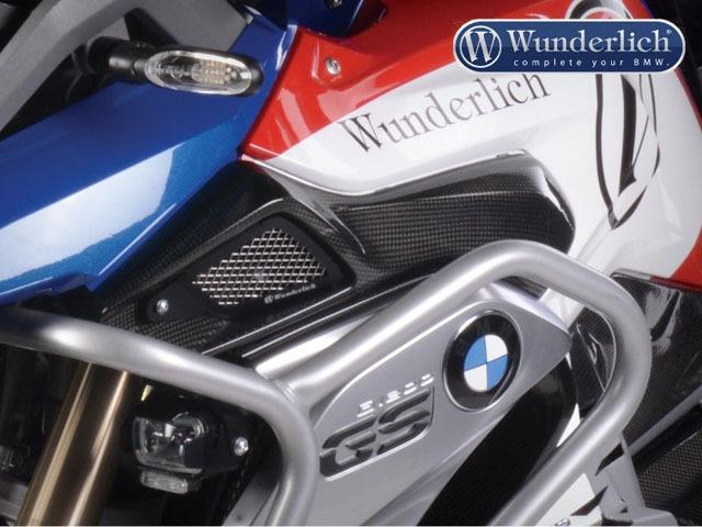 【Wunderlich】碳纖維進氣口蓋 - 「Webike-摩托百貨」