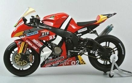 【TRICK STAR】Eva RT弐号機 FRTR塑膠模型 - 「Webike-摩托百貨」