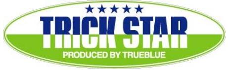 【TRICK STAR】貼紙 101 - 「Webike-摩托百貨」