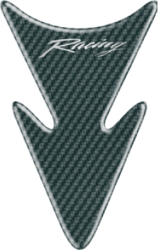 【ROUGH&ROAD】印刷油箱保護貼片 - 「Webike-摩托百貨」