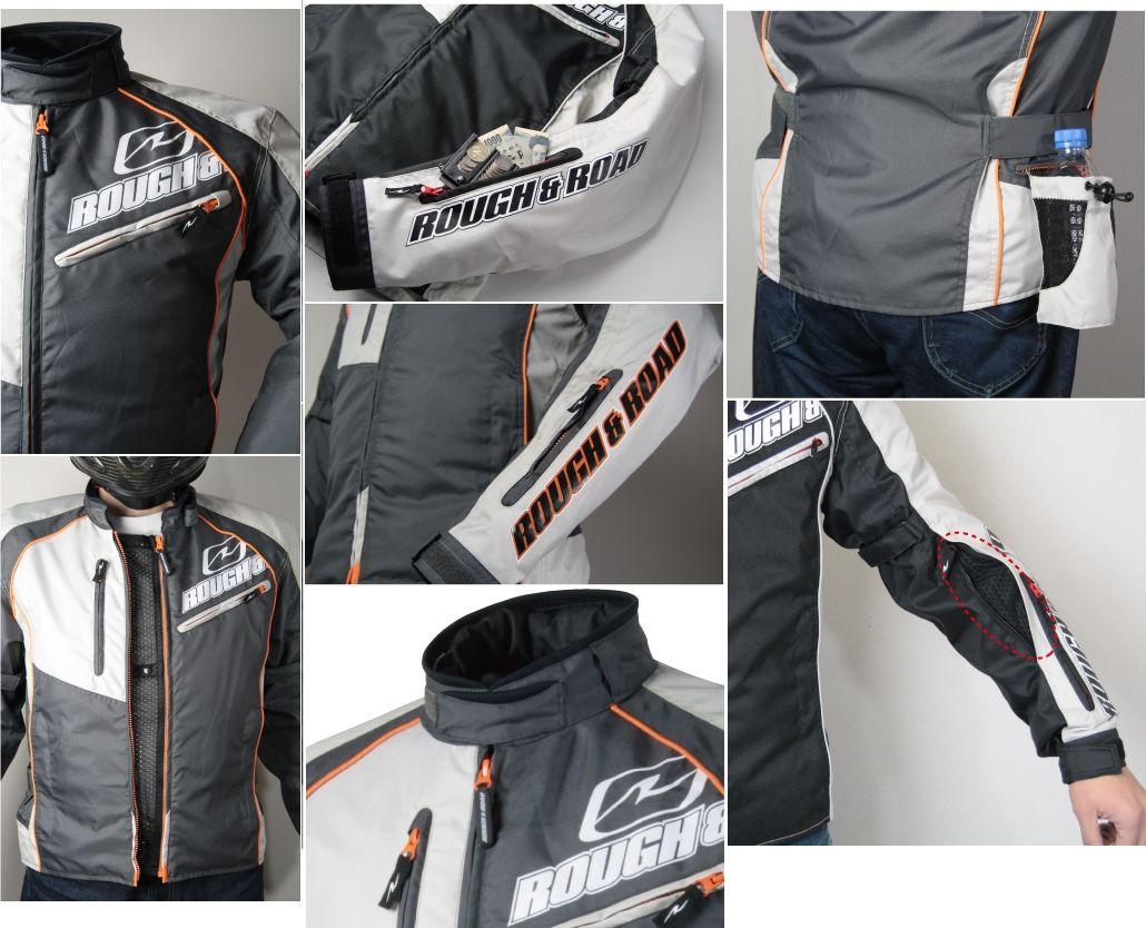 【ROUGH&ROAD】SSF騎士外套 - 「Webike-摩托百貨」