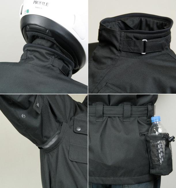 【ROUGH&ROAD】GORE-TEX(R)探險夾克 - 「Webike-摩托百貨」