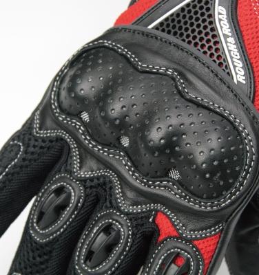 【ROUGH&ROAD】透氣型防護手套 - 「Webike-摩托百貨」