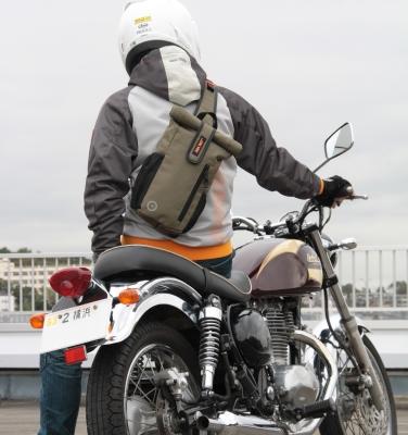 【ROUGH&ROAD】AQA DRY 肩背包 - 「Webike-摩托百貨」