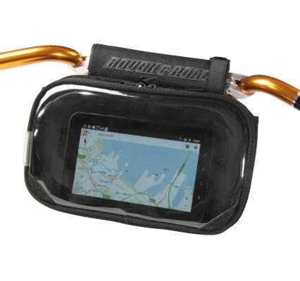 【ROUGH&ROAD】雙層置物P.A.S.把手護套導航機包 - 「Webike-摩托百貨」