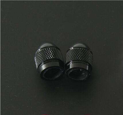 【ROUGH&ROAD】Slime 細長型鋁合金氣嘴蓋 (2個一組) - 「Webike-摩托百貨」