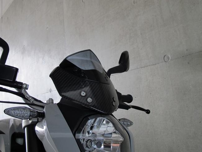 【RidingHouse】頭燈整流罩 - 「Webike-摩托百貨」