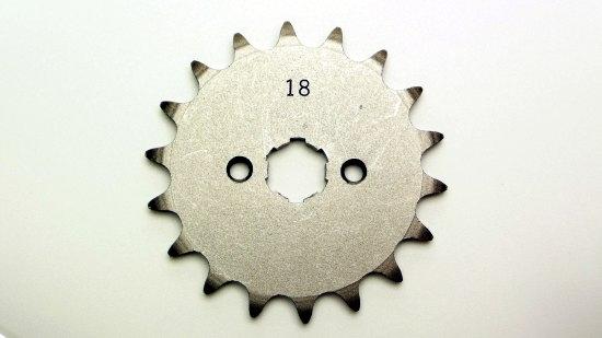 【CLIPPING POINT】傳動齒盤 18T - 「Webike-摩托百貨」