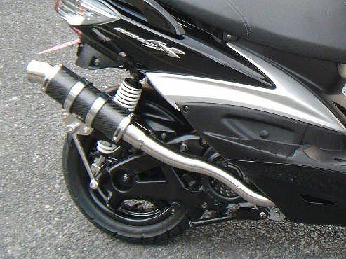 【WINDJAMMERS】Snake cone Pipe 全段排氣管 /O2感應器 - 「Webike-摩托百貨」