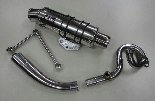 【WINDJAMMERS】Coil Cone Pipe 全段排氣管  鈦合金F/Ti /O2感應器/ - 「Webike-摩托百貨」