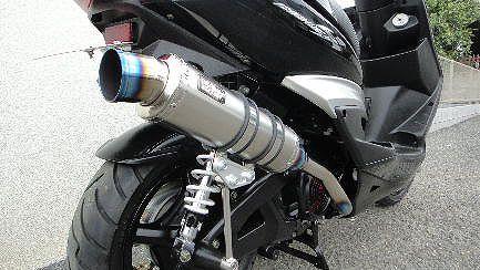 【WINDJAMMERS】Scudetto 鈦合金全段排氣管 F/Ti - 「Webike-摩托百貨」
