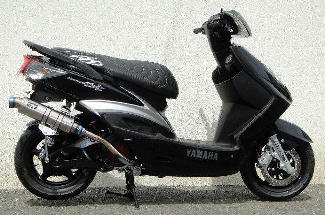 【WINDJAMMERS】Scudetto 鈦合金全段排氣管 (F/Ti 有O2感應器) - 「Webike-摩托百貨」