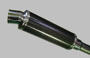 【WINDJAMMERS】Snake Cone Pipe 全段排氣管 (Side Up O2有) - 「Webike-摩托百貨」
