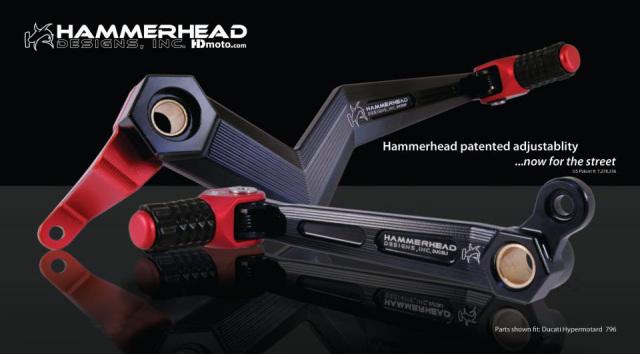 【HammerHead】Rothe Computing 2 煞車踏板 - 「Webike-摩托百貨」