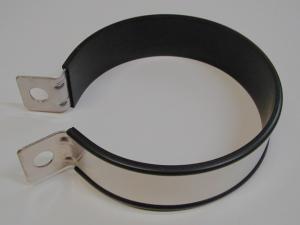 【OUTEX】鈦合金排氣管束環+耐熱橡膠墊組 - 「Webike-摩托百貨」