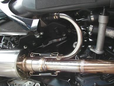 【OUTEX】OUTEX.RBTG AI-CATALYZE 全段排氣管 - 「Webike-摩托百貨」