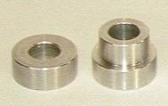 【OUTEX】3輻式鋁合金後輪襯套 - 「Webike-摩托百貨」