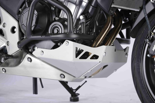 【PLOT】引擎下護板組 - 「Webike-摩托百貨」