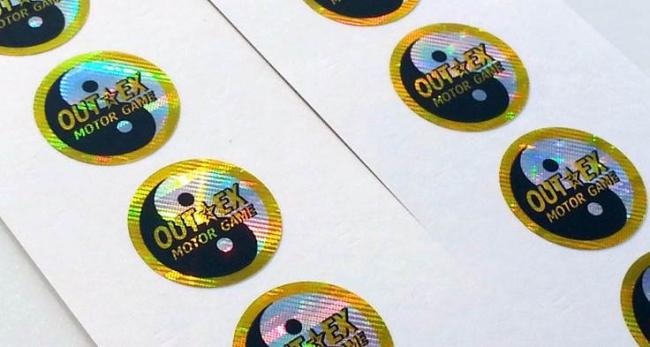 【OUTEX】HoLogo貼紙 - 「Webike-摩托百貨」