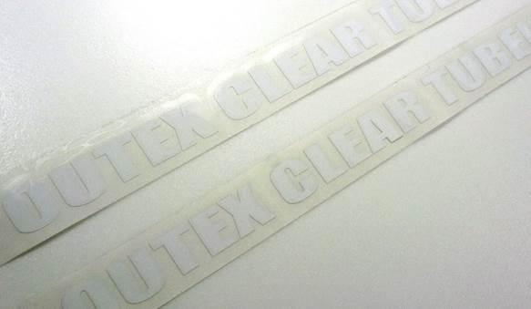 【OUTEX】切割貼紙 - 「Webike-摩托百貨」